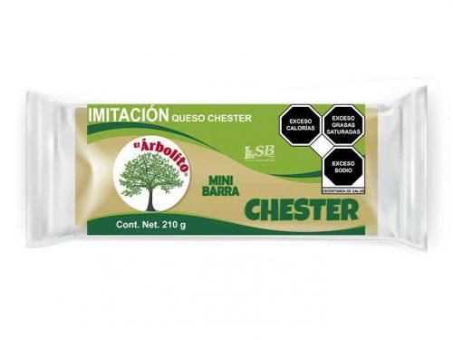 LSB - Imitación Queso Chester 210 g