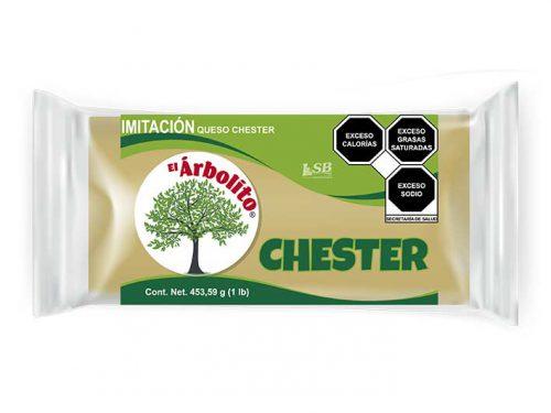 LSB - Imitación Queso Chester 453.59 g