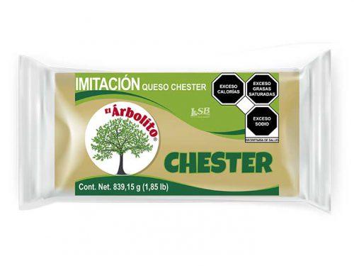 LSB - Imitación Queso Chester 839.15 g