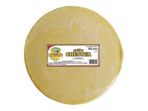 RUEDA IMITACIÓN QUESO CHESTER FARMERS MENONITEN 9,5 kg