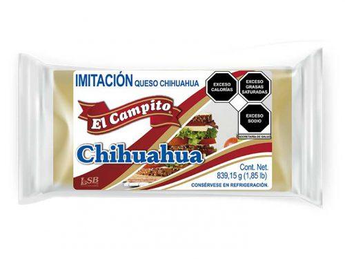 LSB - Imitación Queso Chihuahua 839.15 g