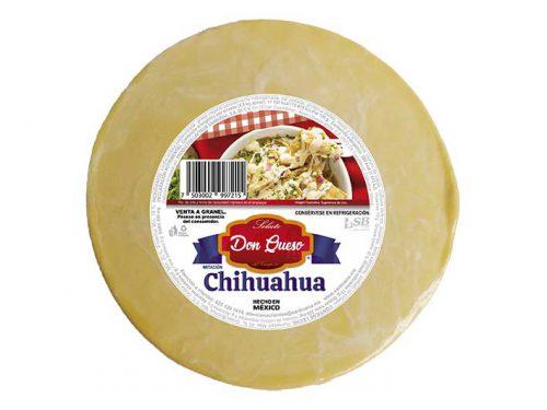LSB - Imitación Queso Chihuahua 4.5 kg redondo