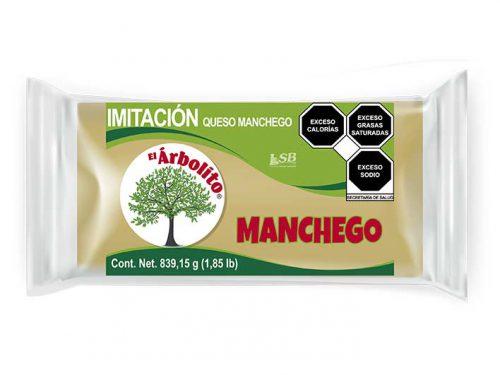 LSB - Imitación Queso Manchego 839.15 g